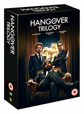 The Hangover Trilogy 3-Disc Dvd Bradley Cooper Brand New & Factory Sealed