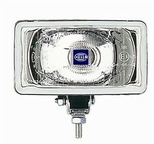 Hella 005860891 450 Driving Lamp Kit Rectangle Clear Lens Upright And Pendant