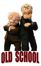 Muppets Waldorf and Statler # 11 - 8 x 10 T Shirt Iron on Transfer -