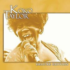 Deluxe Edition by Koko Taylor (CD, Jan-2002, Alligator Records)