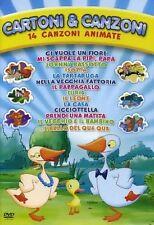 Cartoni & Canzoni - 14 Canzoni Animate (2007) DVD
