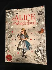 Lewis Carroll Alice In Wonderland Art Coloring Book 100+ Pages