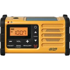 NEW Sangean Mmr-88 Am/fm Weather Crank Radio With Usb