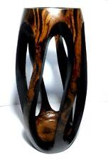 "New Vase Design Wooden Size 7.5"" Home Decor Mango Wood"
