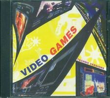Video Games Techno Compilation - Super Mario Bros/Tetris/MeGaMan/Popeye Cd Mint