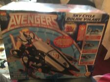 MARVEL COMICS THE AVENGERS SKY CYCLE VEHICLE UNITED THEY STAND NEW BOXED