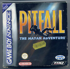 PITFALL the mayan adventure x GAME BOY ADVANCE, ORIGINALE NINTENDO