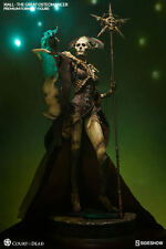 Sideshow Court of the Dead Xiall Great Osteomancer Premium Format Figure Statue
