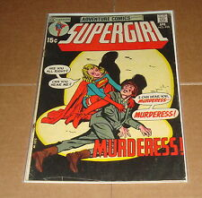 1971 Adventure Comics Supergirl #405 1st Print 15 Cent Cover