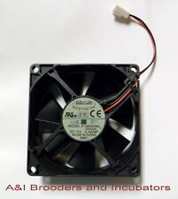 R-COM RCOM KING SURO K20 BLDC FAN 80  FOR KING SURO INCUBATOR BRAND NEW