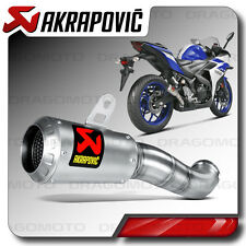 Akrapovic Yamaha YZF R3 2015 15 Exhaust Rc