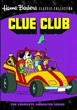 CLUE CLUB: THE COMPLETE ANIMATED SERIES (2PC) Region Free DVD - Sealed