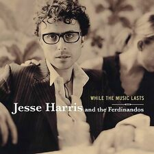 While The Music Lasts Jesse Harris Audio CD