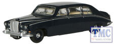 76DS005 Oxford Diecast 1:76 Scale OO Gauge Dark Blue Daimler DS420 Limo