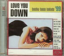 Love You Down: Booty Bass Ballads '99 by DJ Fierce  DJ DANCE - CD - NEW