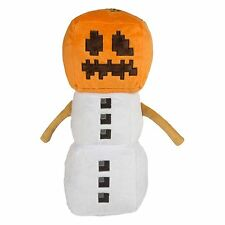 "Officiel jinx minecraft-neige golem - 11.5"" peluche toy"