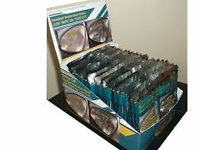 25 SETS OF HEADLIGHT CLEANER RESTORATION WIPES IN DISPLAY BOX LESS THEN $2.50 EA
