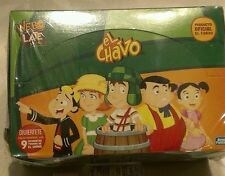 El Chavo Del 8 6 Pack Chocolate Eggs with Surprise!/Free, 1 Kinder Choc Bar!!!