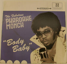 "THE FABULOUS PHAROAHE MONCH BODY BABY 12"" MAXI SINGLE (i127)"