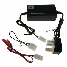 Intelligent 1000mA/2000mA Fast Charger for Airsoft NiCd/NiMH battery packs