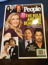 People Magazine Collectors Edition The Bold And The Beautiful 30Th Anniversary