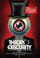 THE RESIDENTS - THEORY OF OBSCURITY  BLU-RAY NEU