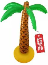 Inflatable Palm Tree 90cm Blow Up Fancy Dress Prop Swimming Party UK Seller