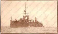 1910 ca REGIA MARINA Incrociatore corazzato VETTOR PISANI - Guerra italo-turca
