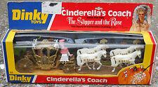 Dinky Cinderellas coach 111 - mint condition model - original box