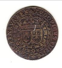LOUIS XIII RARE jeton / monnaie a légende latine