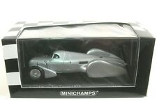 Auto Union Typ Lucca (silver) 1935