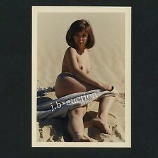 Nudism YOUNG NUDE WOMAN IN THE DUNES / NACKT IN DEN DÜNEN * 60s FKK Photo #5