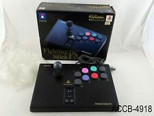 Boxed Hori Fighting Stick PS Playstation PS1 PS2 2 Controller Import US Seller