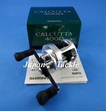 NEW SHIMANO CALCUTTA 400 400D ROUND BAITCASTER REEL (-3 DAYS DELIVERY)