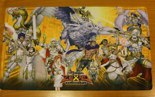 Yugioh Konami Official DS14 Lightsworn Rubber Playmat【New】SDLI