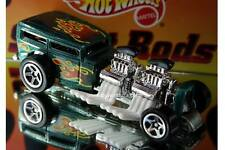 Hot Wheels Target Stores Exclusive Street Rods Way 2 Fast Ford Hot Rod