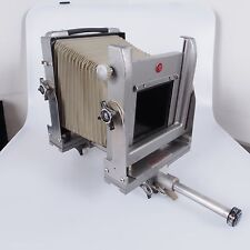 = Calumet 4x5 Large Format Monorail View Camera with Ground Glass