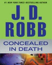 Concealed in Death by J. D. Robb (2014, Hardcover, Large Type)