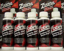 Five (5) ZDDPlus Engine Oil Additive - Restore ZDDP & Save your Engine