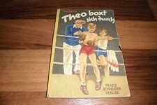 W.K. von Nohara -- THEO BOXT SICH DURCH // Schneider Verlag um 1950