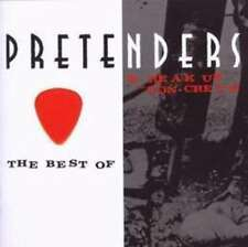 PRETENDERS THE BEST / BREACK UP THE CONCRETE CD X 2 NEW