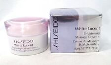 Shiseido White Lucent Brightening Massage Cream ~ 2.8 oz ~ BNIB