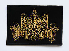WOLVES IN THE THRONE ROOM 2 GD PATCH,BUY3GET4,WITTR,WEAKLING,AGALLOCH,DRUDKH,FEN
