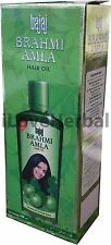 100ml Bajaj Brahmi Amla Hair Oil Enriched with Brahmi Hair Fall Strengthening