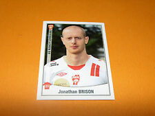 324 JONATHAN BRISON AS NANCY LORRAINE ASNL PANINI FOOT 2011 FOOTBALL 2010-2011