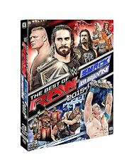 WWE The Best Of Raw And Smackdown 2015 [3 DVDs] *NEU* DVD [SOFORT LIEFERBAR]