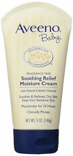 Aveeno Baby Soothing Relief Moisture Cream 5 Oz