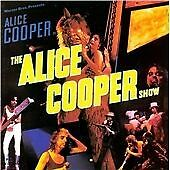 Alice Cooper - Show (Live Recording, 2002) CD Album