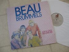 "BEAU BRUMMELS ""just a little & other hits"" 10-SONG 1982 COMPILATION LP NM+"