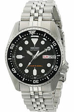 NEW SEIKO SKX013K2,Men's Mid-size Sport,AUTOMATIC,SELF WINDING,200m WR,